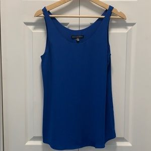 Saks Fifth Avenue Lines Shell Top
